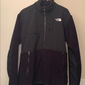The Northface fleece jacket